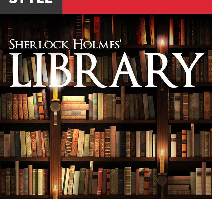 Sherlock Holmes Study